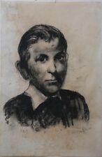 Dessins et lavis du XIXe siècle et avant signés XIXème et avant personnage