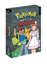 Pokemon Season 9: Battle Frontier DVD $25.99