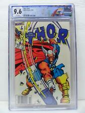 Thor 337 - 1st Beta Ray Bill - NEWSSTAND - Custom Thor Label - CGC Graded 9.6