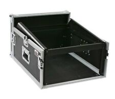 New 4 Space ATA Mixer Amp Rack OSP Case w/ Top Mount | 4U on side | 12U on top