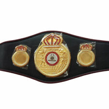WBA WORLD Boxing Champion Ship Replica boxing Belt Adult size Replica