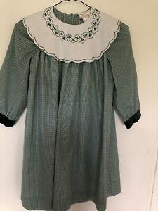 Lavender Blue Heirloom Dress For Girls Size 5