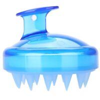Scalp Massager Anti Dandruff Shampoo Brush Head Hair Loss Prevention Comb