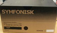 IKEA SYMFONISK - Sonos Lautsprecher - WiFi-Speaker -Schwarz - Neu - KG200 9858