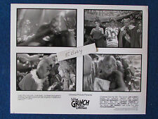 "Original Press Promo Photo  -10""x8"" - How the Grinch Stole Christmas - 2000 - A"