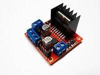 L298N Dual H Bridge DC Stepper Motor Driver Motortreiber Schrittmotor Arduino