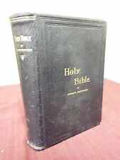 1891 KJV bible - Pitman's Shorthand