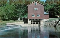 Wyandotte County Ohio~Indian Mill Museum~1950s PC