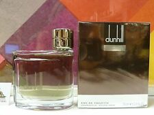DUNHILL FOR MEN EAU DE TOILETTE SPRAY 2.5 OZ / 75 ML NEW IN BOX