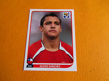 634 SANCHEZ CHILE CHILI PANINI FOOTBALL FIFA WORLD CUP 2010 COUPE DU MONDE