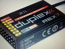 Jeti DUPLEX 2.4EX Empfänger REX 7 Hacker 80001238