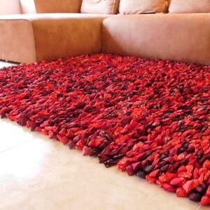 Red Dreamweavers The Executive Rug  H210cm x W150cm (7ft x 5ft)