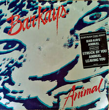 BAR-KAYS - ANIMAL - MERCURY LP WITH HYPE STICKER - 1989