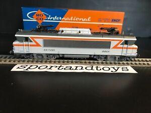 ROCO HO SNCF BB-7201 ARTICOLO 4199 PARI AL NUOVO.