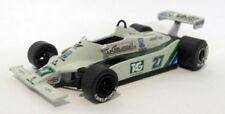 Coches de carreras de automodelismo y aeromodelismo Williams sin anuncio de conjunto