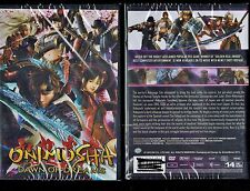 Onimusha: Dawn of Dreams The Movie (Brand New DVD, 2013) Rare, Hard To Find