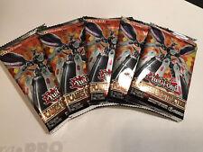 5 Yu-Gi-Oh! Flames of Destruction Booster Pack/ Yu-Gi-Oh/ Konami Unweighed