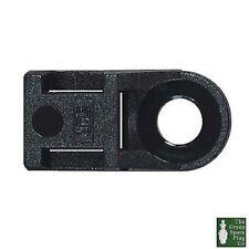 Durite - Soporte agujero Nylon 4.8mm sujetacables NEGRO PACK 25-0-002-42