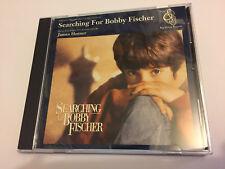 SEARCHING FOR BOBBY FISCHER (James Horner) OOP 1993 Score Soundtrack OST CD EX