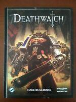 Warhammer 40k Deathwatch RPG - Core Rulebook
