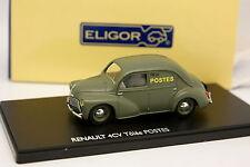 Eligor 1/43 - Renault 4CV Postes