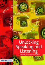 Unlocking Speaking and Listening by Taylor & Francis Ltd (Paperback, 2006)