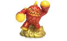 Skylanders Eon's Elite Eruptor Wii Xbox Giants Swap Force Trap Team Figure Only