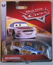 CARS 3 - REV ROADAGES Team VINYL TOUPEE -  Mattel Disney Pixar