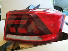 GENUINE VW Passat B8 3G Variant LED OUTER REAR TAIL LIGHT LAMP 3G9945096D / E