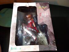 Neon Genesis Evangelion Asuka Goth Loli Ver. Kotobukiya Red - Damaged Box