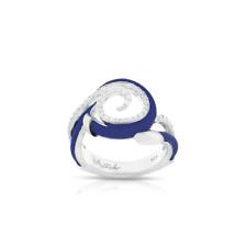 Belle Etoile Blue Oceana Ring