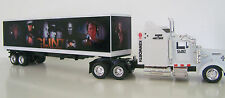 KENWORTH W900 Semi Truck Diecast 1:43 Scale Clint Eastwood Custom Graphics