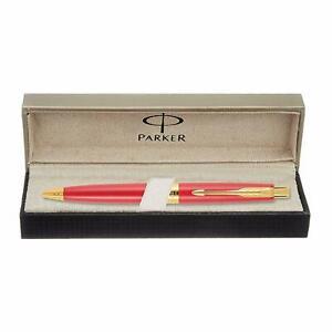 Parker Aster Matte Ballpoint Pen Red KU