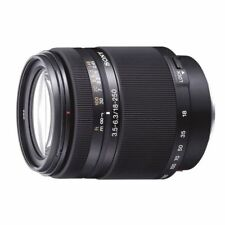 Excellent! Sony DT 18-250mm f/3.5-6.3 SAL18250 - 1 year warranty