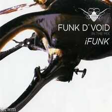 Funk D'Void In The Mix - iFunk - CD MIXED - TECHNO TECH HOUSE COCOON RECORDINGS