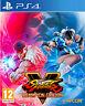 Street Fighter V Champion Edition PS4 Playstation 4 CAPCOM
