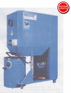 Industrie-Absauganlage NESTRO NE160 | Absauganlage | Industriesauger