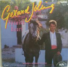 "7"" 1986 RARE MINT- ! GERARD JOLING : Spanish Heart"