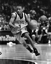 1994 Georgetown Hoyas ALLEN IVERSON Glossy 8x10 Photo College Basketball Print