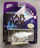 Johnny Lightning Legends of Star Trek Romulan Bird Of Prey Series 3 Space Ship