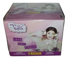 Violetta Serie 4 Disney Box 50 Bustine figurine Panini