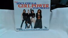 The Spice Girls & Girl Power Star Profile 100 Page Full Color Book NEW    cd3381