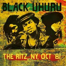 CD - Black Uhuru ‎– The Ritz, NY, Oct '81 (2016)  NEW/SEALED  SPEEDYPOST