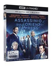 Assassinio Sull'Orient Express (2017) (4K Ultra HD + Blu-Ray) 20TH CENTURY FOX