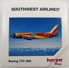 NEW HERPA WINGS 500531 SOUTHWEST AIRLINES BOEING 737-300 MIB 1:500 SCALE RARE