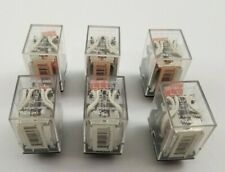 Lot of 6 JZX-18FF-4C-24VAC, 14 pin relay. Fast shipping!!!