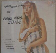MIGUEL ANGEL SARRALDE VAMOS TODOS A GOZAR MEXICAN LP STILL SEALED RANCHERAS