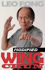 Modified Wing Chun by Leo T. Fong, Autographed by Author a Bruce Lee Student