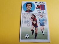 CHIODI BOLOGNA Figurina ALBUM CALCIATORI PANINI 1976/77 n°12 rec
