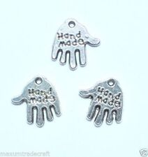 Alloy Jewellery Making Charms & Pendants